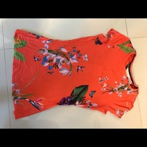 Ted Baker shirt, size 0, new with tags